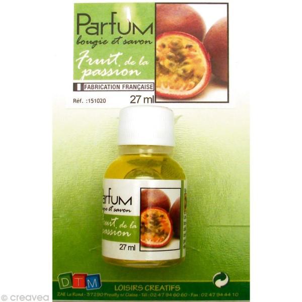 Parfum bougie et savon - Fruit de la passion 27 ml - Photo n°1