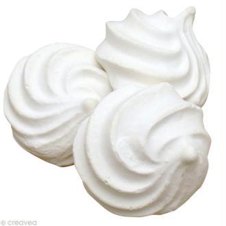 Forme en plâtre - Meringue 4 cm