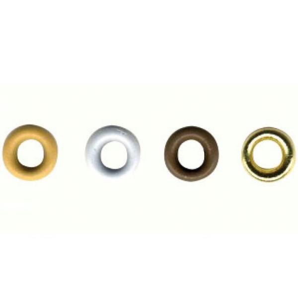 Oeillets mini 2,5 mm White Dream x 100 - Photo n°1