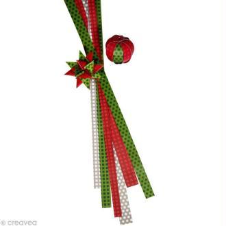 Bande de papier décoratif Noël Winterland x 72