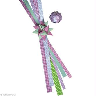 Bande de papier décoratif Noël Snowfriends x 72
