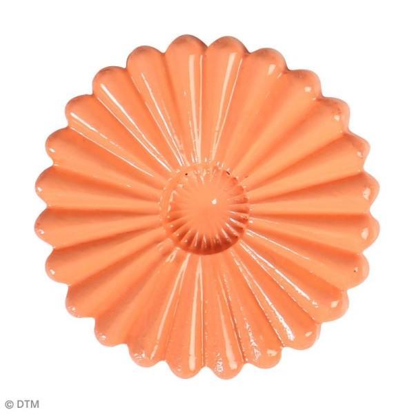 Mini moule en silicone - Amérique du sud - 7 cm de diamètre - 5 formes - Photo n°6