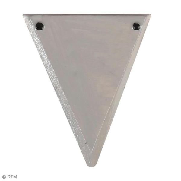 Mini moule en silicone - Décoration - 7 cm de diamètre - 6 formes - Photo n°4
