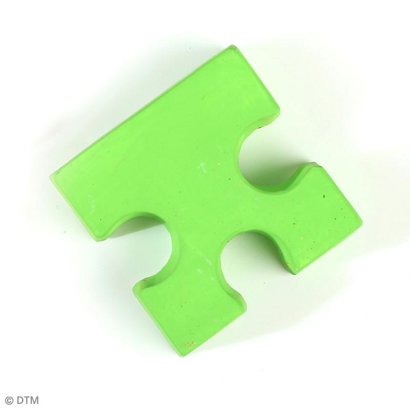 Moule thermoformé Puzzle - 4 pcs - Photo n°2