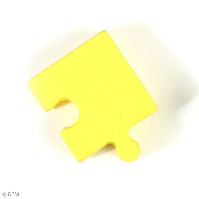 Moule thermoformé Puzzle - 4 pcs - Photo n°3