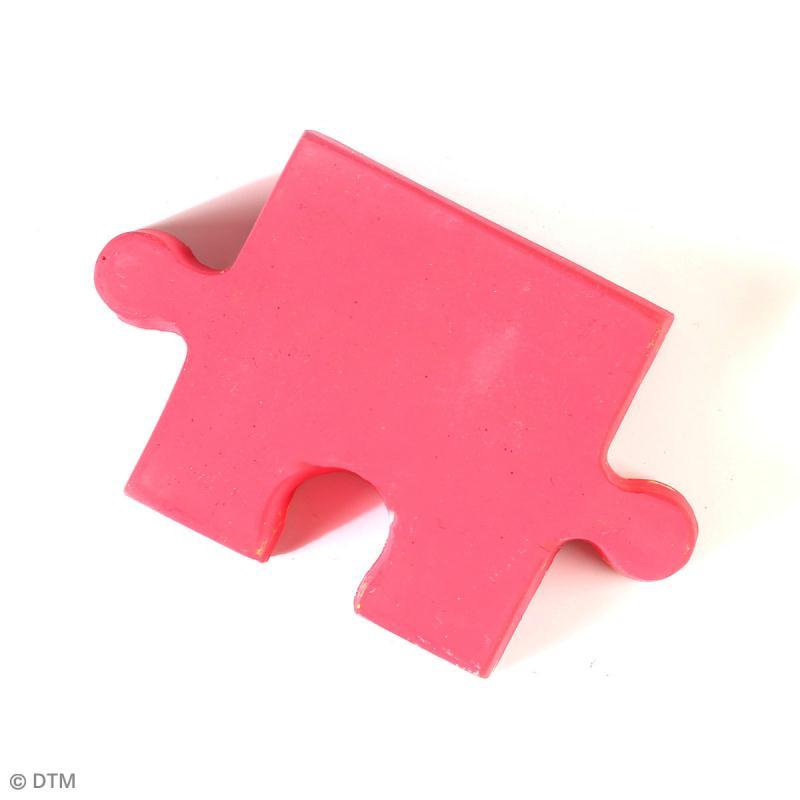 Moule thermoformé Puzzle - 4 pcs - Photo n°4