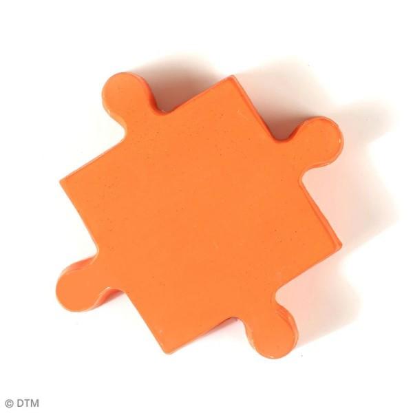 Moule thermoformé Puzzle - 4 pcs - Photo n°5