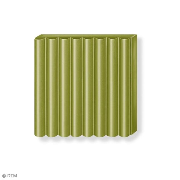 Pâte Fimo soft Vert olive 57 - 57 g - Photo n°3
