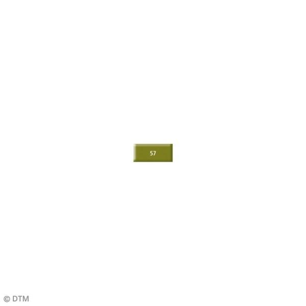 Pâte Fimo soft Vert olive 57 - 57 g - Photo n°4