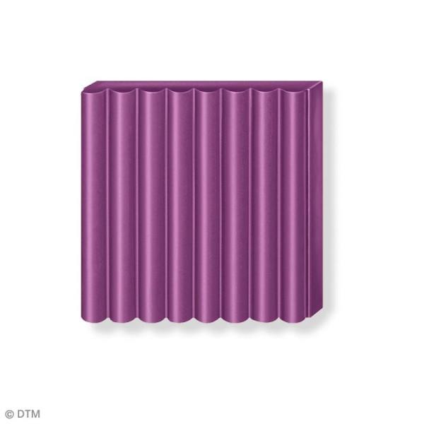 Pâte Fimo soft Violet royal 66 - 57 g - Photo n°6