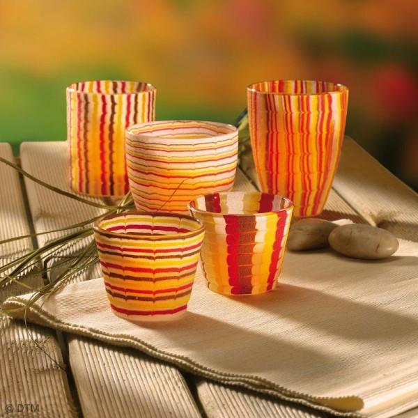 Assortiment Fimo Soft - Couleurs chaudes - 6 pains de 57 g - Photo n°4