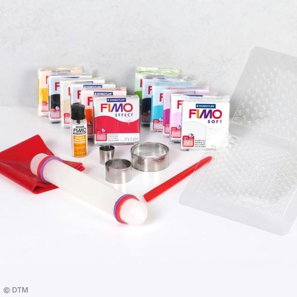 Assortiment Fimo et accessoires - 24 pcs - Photo n°2