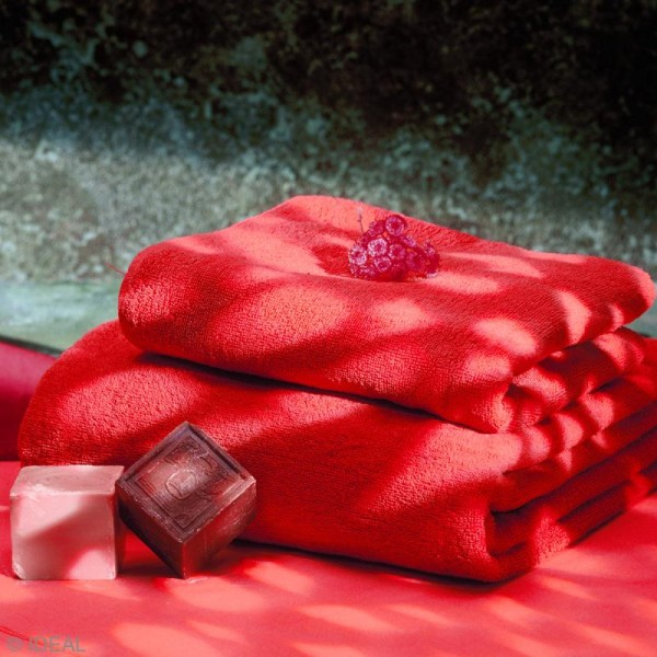Teinture Tissu Idéal liquide rouge vif 03 mini - Photo n°2
