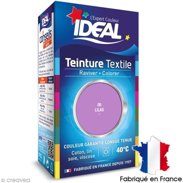 Teinture Tissu Idéal liquide lilas 05 mini - Photo n°1