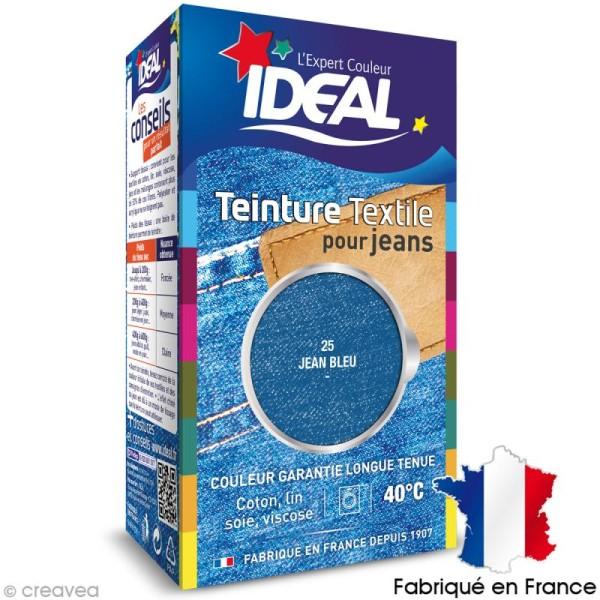 Teinture Tissu Idéal liquide jeans 25 mini - Photo n°1