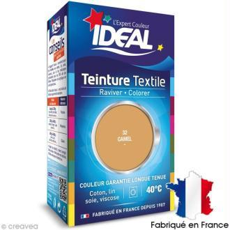 Teinture Tissu Idéal liquide camel 32 mini