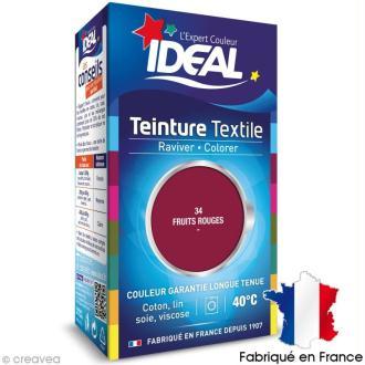 Teinture Tissu Idéal liquide fruits rouges 34 mini