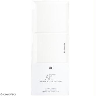 Aquarelle beaux-arts Rico Design - 24 godets