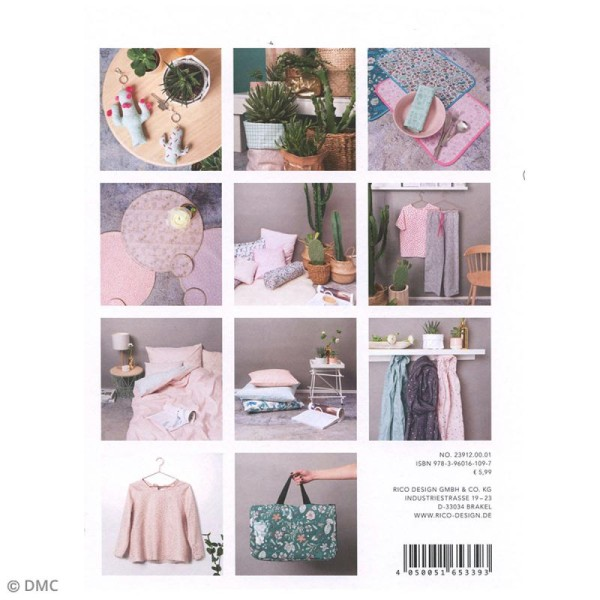 Le petit livre de couture de Rico n 3 - Hygge - Photo n°5