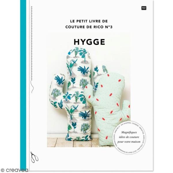 Le petit livre de couture de Rico n 3 - Hygge - Photo n°1