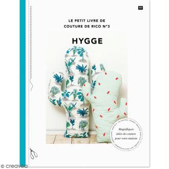Le petit livre de couture de Rico n 3 - Hygge