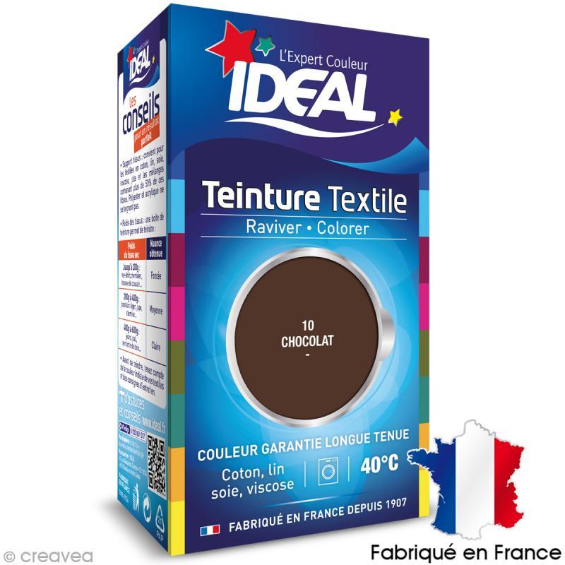 teinture tissu id al liquide chocolat 10 mini teinture coton creavea. Black Bedroom Furniture Sets. Home Design Ideas
