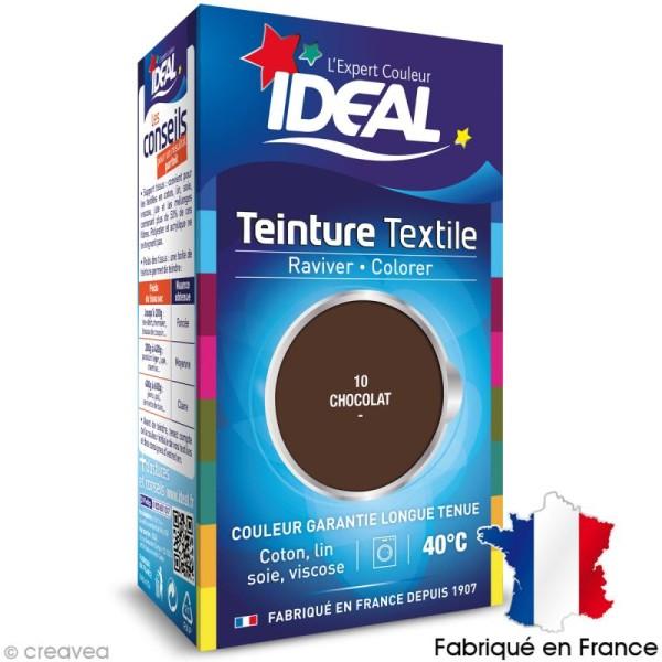 Teinture Tissu Idéal liquide chocolat 10 mini - Photo n°1