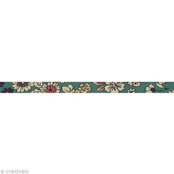 Biais fantaisie Frou-frou n 05 - 10 mm - au mètre (sur mesure) - Photo n°1