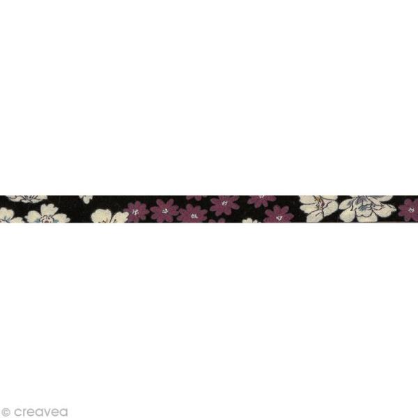 Biais fantaisie Frou-frou n 09 - 10 mm - au mètre (sur mesure) - Photo n°1