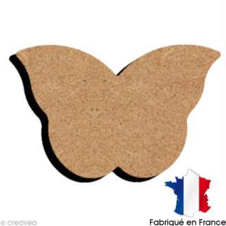 Papillon en bois 10 cm