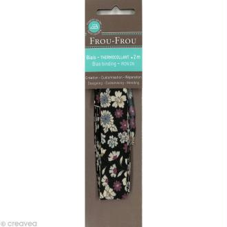 Biais thermocollant - Frou-frou n°09 - 20 mm x 2 m