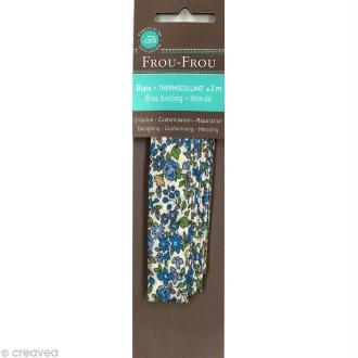 Biais thermocollant - Frou-frou n°15 - 20 mm x 2 m