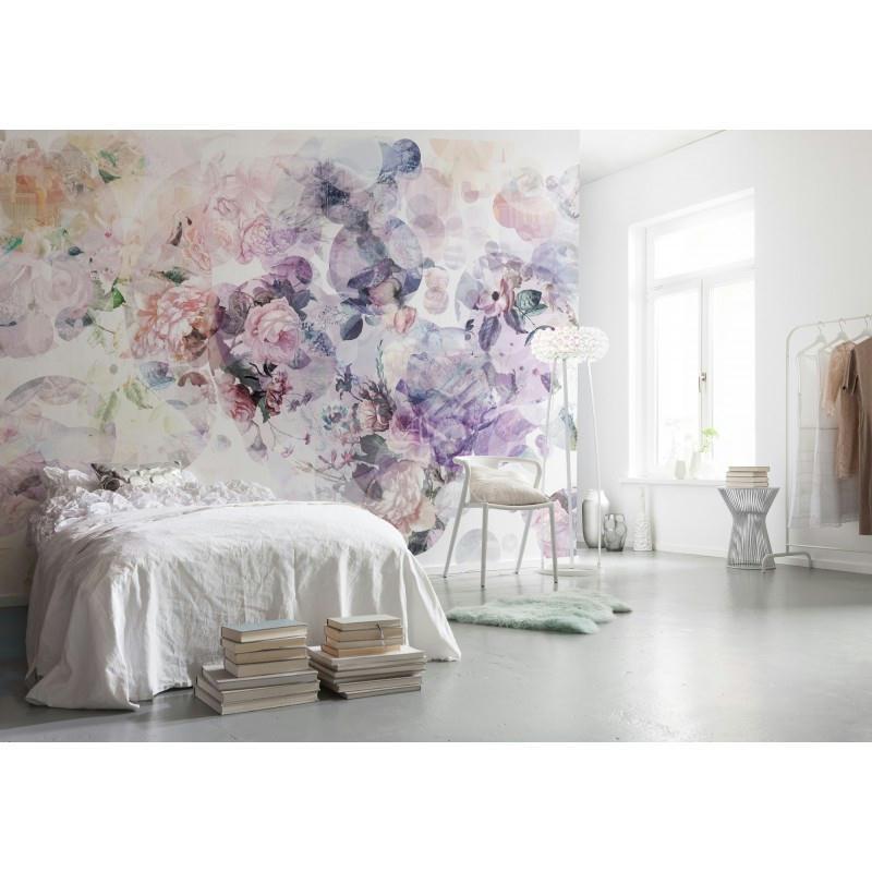 Papier peint wish 248 x 368 cm papier imitation pierre - Papier peint intisse cuisine ...