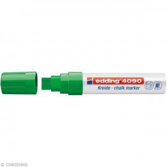 Marqueur craie Edding 4090 Vert 4-15 mm