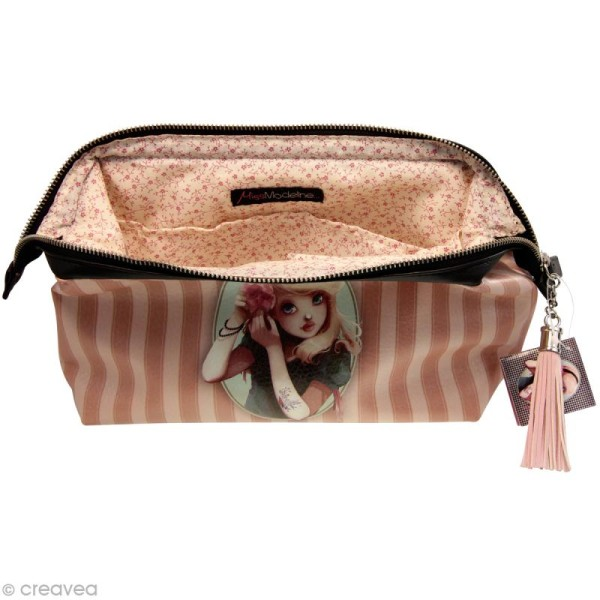 Trousse de toilette Miss Modeline - Alice 20 x 13 - Photo n°2