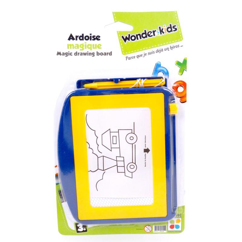 Ardoise magique wonder kids jouets mixtes creavea for Ardoise pour cuisine