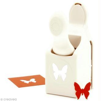 Perforatrice Martha Stewart - Classique Papillon royal - 3,2 cm