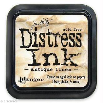 Encreur Distress Ink - Encre Beige ancien