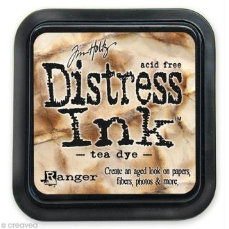 Encreur Distress Ink - Encre Thé