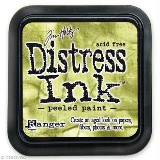 Encreur Distress Ink - Encre Vert écaillé