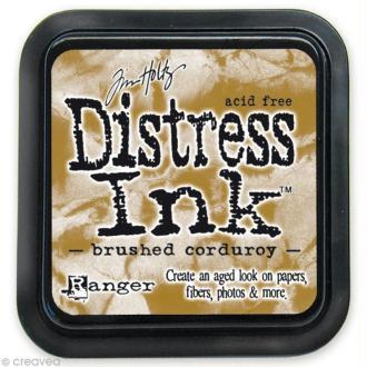 Encreur Distress Ink - Encre Velours