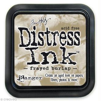 Encreur Distress Ink - Encre Jute