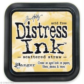 Encreur Distress Ink - Encre Paille