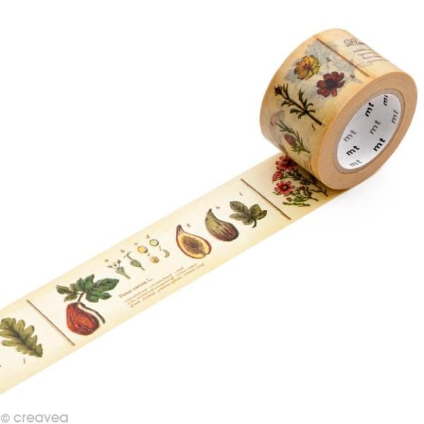 Masking Tape - Encyclopedia / Plant 30 mm x 10 m - Photo n°1