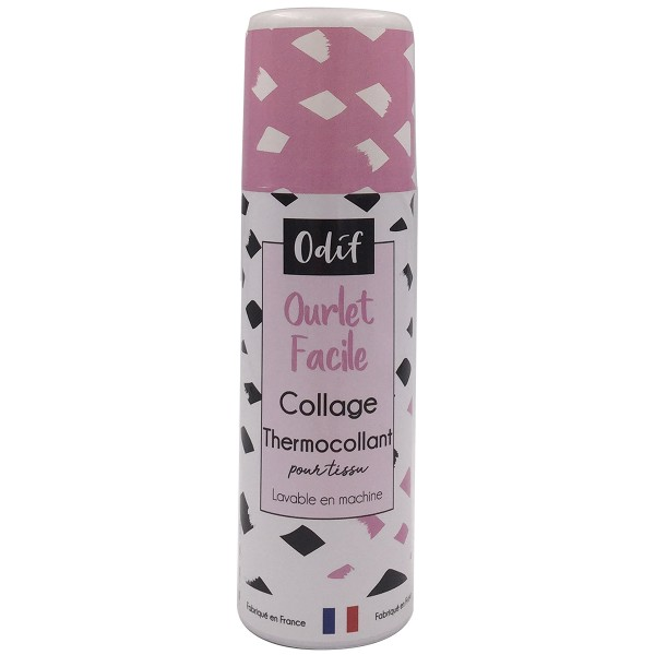 Colle pour tissu Ourlet facile 125 ml - Photo n°1