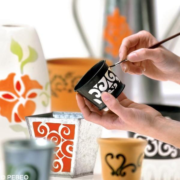 Coffret atelier Pébéo - Peinture Céramic - Photo n°4