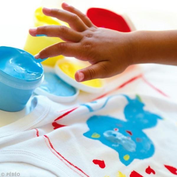 Kit peinture gouache aux doigts Tactil Color - Photo n°3