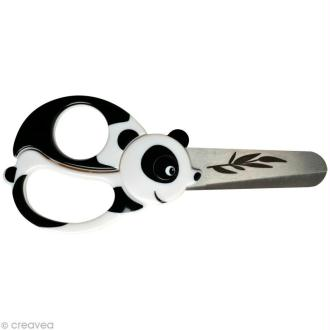 Ciseaux animaux Panda - 13 cm