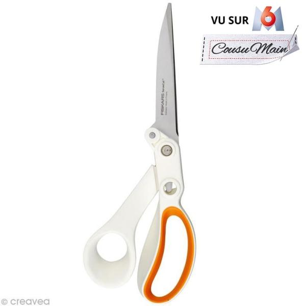 Ciseaux couture Fiskars - Amplify 24 cm - Photo n°1