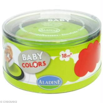 Encreur Stampo baby Rouge / vert anis x 2